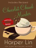 Chocolat Chaud Murder (A Patisserie Mystery with Recipes, #9)