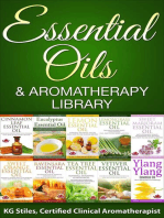 Essential Oils & Aromatherapy Library