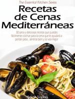 Recetas de Cenas Mediterráneas