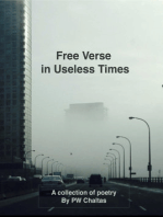 Free Verse in Useless Times