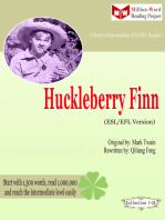 Huckleberry Finn (ESL/EFL Version)