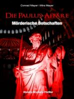 Die Paulus-Affäre – Mörderische Botschaften