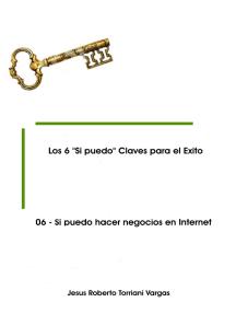 06: Si puedo hacer negocios en Internet