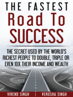 The Fastest Road To Success