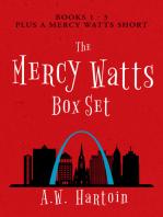 Mercy Watts Box Set (Books 1-3, plus a Mercy Watts short)