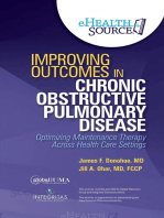 Improving Outcomes in Chronic Obstructive Pulmonary Disease