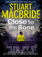 Close to the Bone (Logan McRae, Book 8)