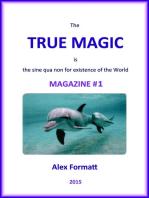 The True Magic Magazine #1