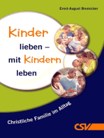 Kinder lieben - mit Kindern leben