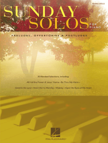 Sunday Solos for Piano: Preludes, Offertories & Postludes