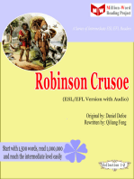 Robinson Crusoe (ESL/EFL Version)
