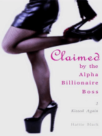 Claimed by the Alpha Billionaire Boss 2