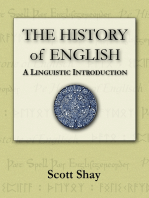 The History of English