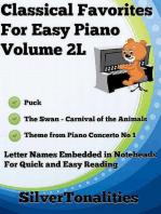 Classical Favorites for Easy Piano Volume 2 L
