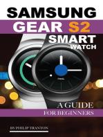 Samsung Gear S2 Smart Watch