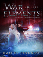 War Of The Elements Book One