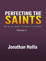 Perfecting the saints (Volume 3)