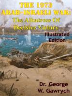 The 1973 Arab-Israeli War