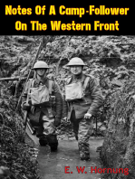 Notes of a Camp-Follower on the Western Front [Illustrated Edition]