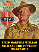 Field Marshal William Slim And The Power Of Leadership