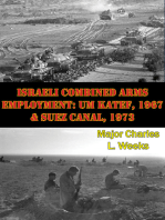 Israeli Combined Arms Employment