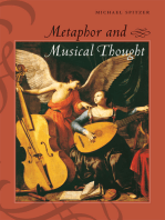 Metaphor and Musical Thought