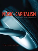 Music and Capitalism: A History of the Present