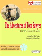 Adventures of Tom Sawyer (ESL/EFL Version)