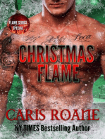 Christmas Flame (The Blood Flame Series)
