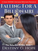 Falling For A Billionaire (The Reluctant Brides, #1)