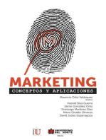 Marketing. Conceptos y aplicaciones