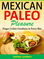 Mexican Paleo Pleasure