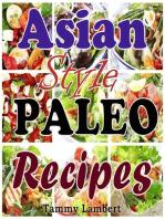 Asian Style Paleo Recipes