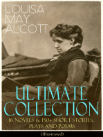 LOUISA MAY ALCOTT Ultimate Collection