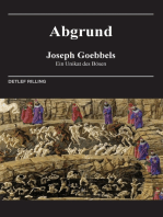 Joseph Goebbels - Abgrund