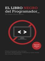 El Libro Negro del Programador