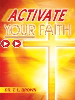 Activate Your Faith