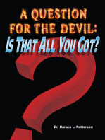 A Question for the Devil