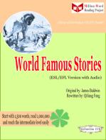 World Famous Stories (ESL/EFL Version)