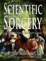 Scientific Sorcery (MagiTech Continuum, #1)