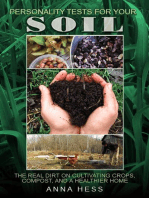 Personality Tests For Your Soil (The Ultimate Guide to Soil, #1)