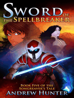 Sword of the Spellbreaker