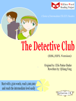 The Detective Club (ESL/EFL Version)