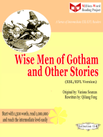 Wise Men of Gotham and Other Stories (ESL/EFL Version)