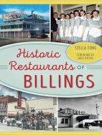Historic Restaurants of Billings