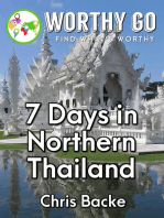 7 Days in Northern Thailand