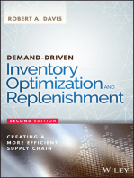 Demand-Driven Inventory Optimization and Replenishment