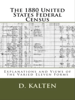 The 1880 United States Federal Census