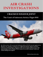 Air Crash Investigations - Cracked Solder Joint - The Crash of Indonesia Air Asia Flight 8501