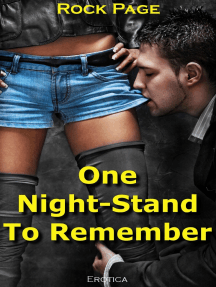 Erotica: One Night Stand to Remember
